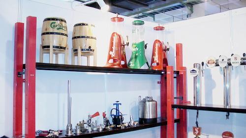 沈瑗杰游第8届国际啤酒设备展(7)特色展样录 - sz1961sy - 沈阳(sz1961sy)的网易博客