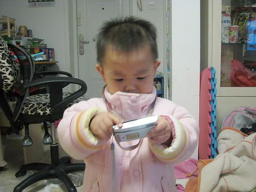 沈瑗杰22个月大:拍照片己很捧 - sz1961sy - 沈阳(sz1961sy)的网易博客
