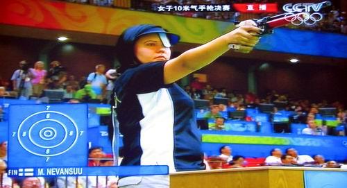 说说赛事(3)陕西姑娘郭文珺沉着夺冠 - sz1961sy - 沈阳(sz1961sy)的网易博客