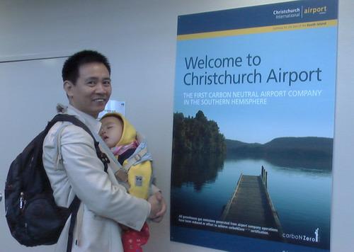 一家子新西兰之旅(引子)在新西兰感受北京奥运 - sz1961sy - 沈阳(sz1961sy)的网易博客