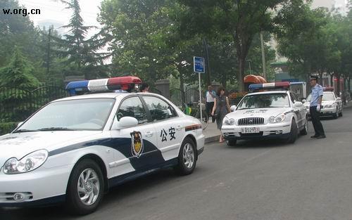 8月4日:安宛路上遇北京奥运公路自行车赛预习安保气 - sz1961sy - 沈阳(sz1961sy)的网易博客