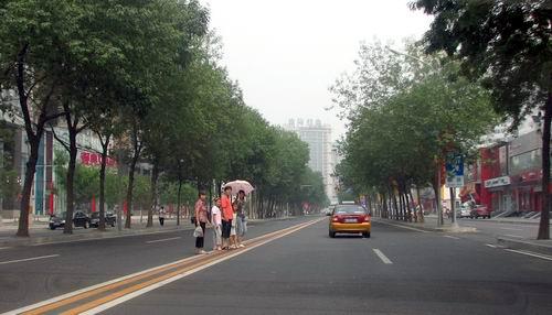 奥运会来了,8月8日北京街景组图 - sz1961sy - 沈阳(sz1961sy)的网易博客