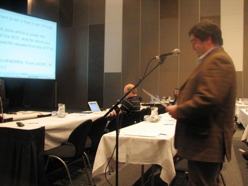 APNIC第26次会议报道(5)ICANN说明会的趣事 - sz1961sy - 沈阳(sz1961sy)的网易博客