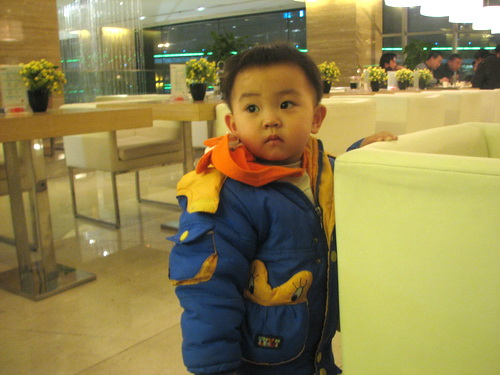 沈瑗杰第四次与爸爸到西安(6)在酒店的生活 - sz1961sy - 沈阳(sz1961sy)的网易博客