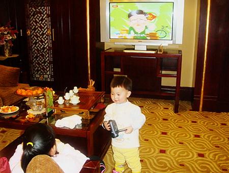 09春节假北京生活录(4)除夕年饭无往年热闹 - sz1961sy - 沈阳(sz1961sy)的网易博客