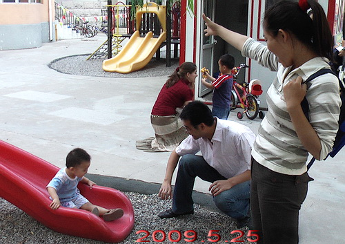 沈瑗杰2岁半:入学2个多月十大变化 - sz1961sy - 沈阳(sz1961sy)的网易博客