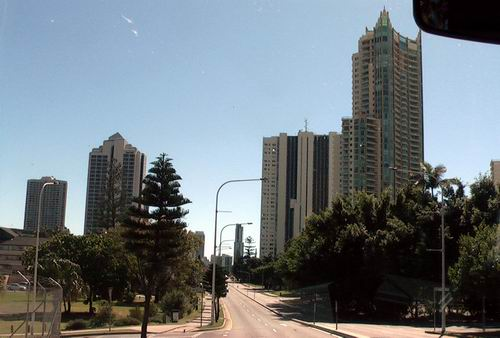 美丽澳洲黄金海岸(5)高楼林立商业区 - sz1961sy - 沈阳(sz1961sy)的网易博客