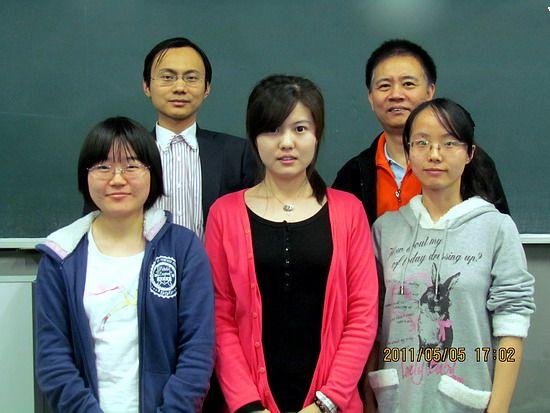 第一次到中国人民大学给同学讲课 - sz1961sy - 沈阳(sz1961sy)的网易博客